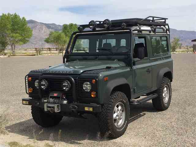 Picture of '95 Defender - MT1I