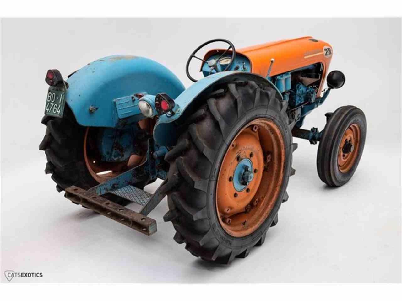 1964 Lamborghini Tractor For Sale Classiccars Com Cc