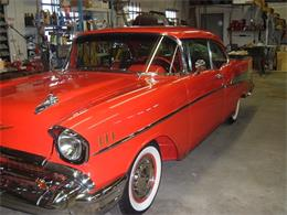 Picture of '57 Chevrolet Bel Air  2-Door Hardtop - MT2S