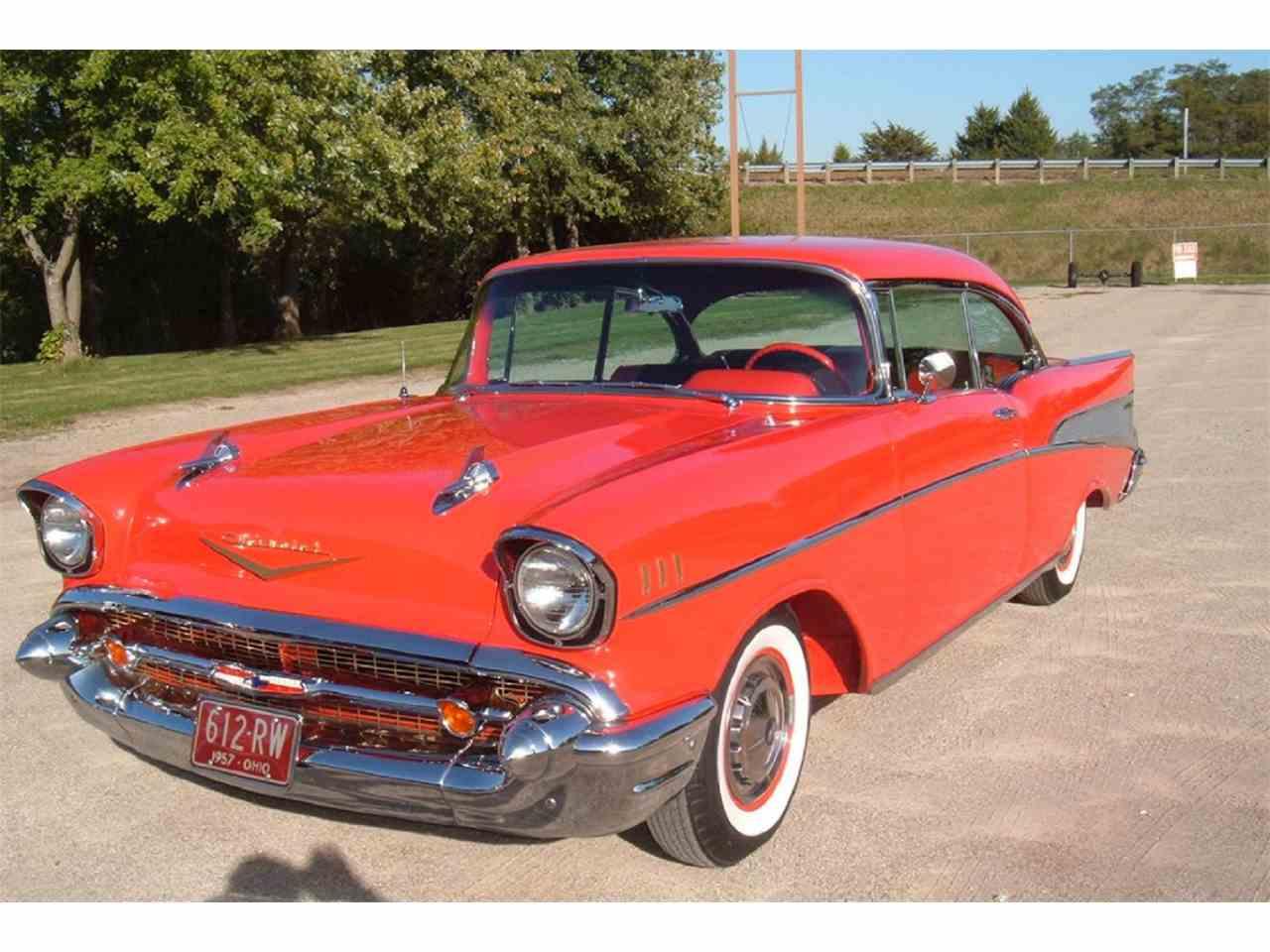 1957 Chevrolet Bel Air 2-Door Hardtop for Sale | ClassicCars.com ...