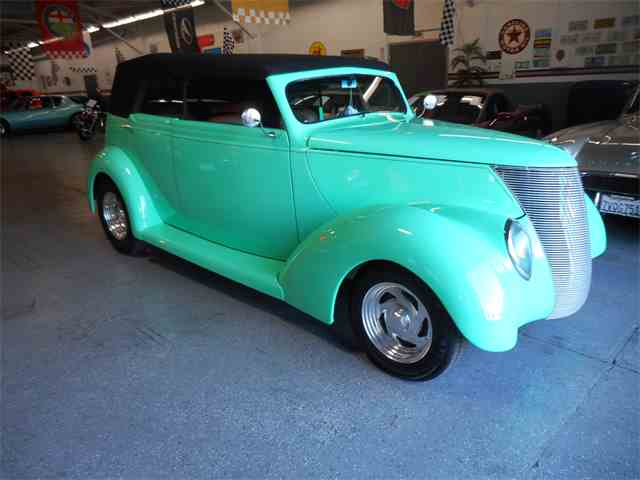 Picture of 1937 Ford Phaeton Offered by  - MT2T