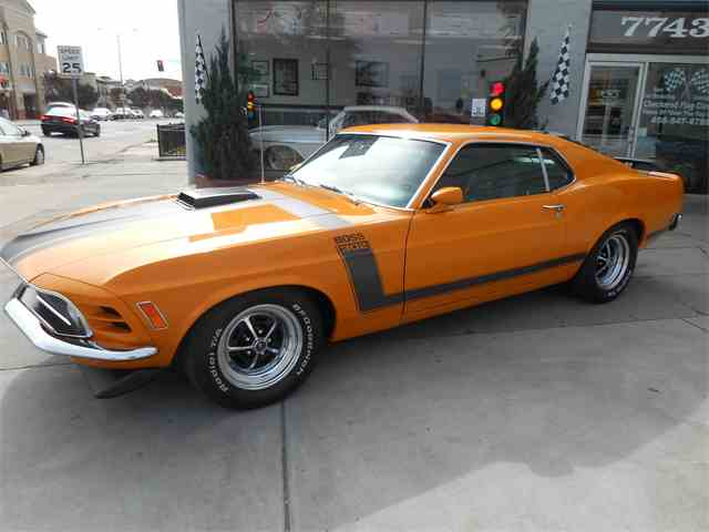 Picture of Classic '70 Mustang located in California - $99,900.00 - MT2V