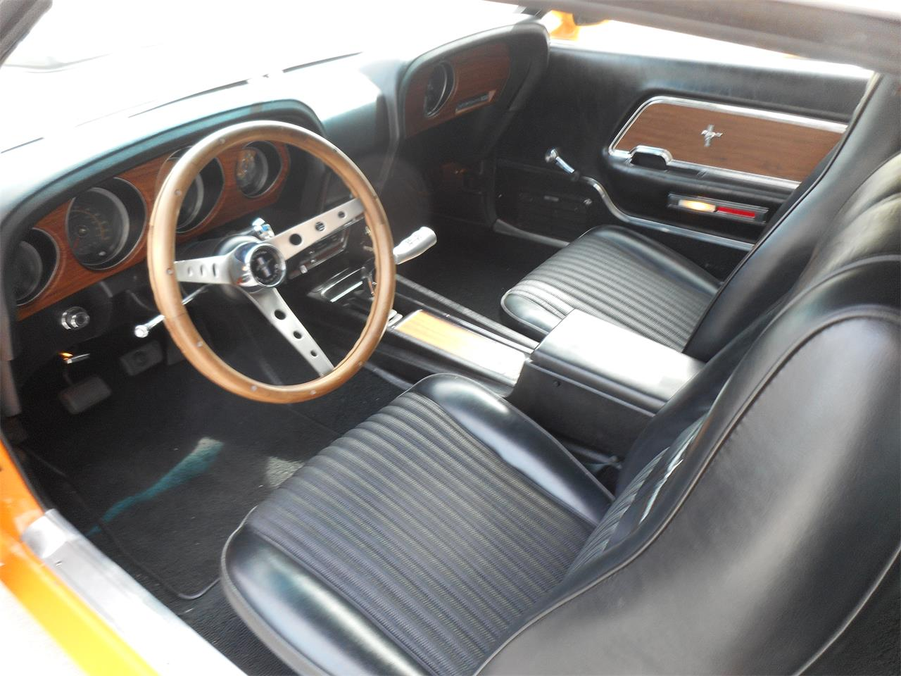 Large Picture of '70 Mustang - MT2V