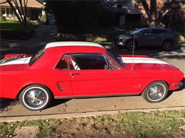 Picture of Classic 1966 Mustang located in Pasadena California - $16,400.00 - MT2Z