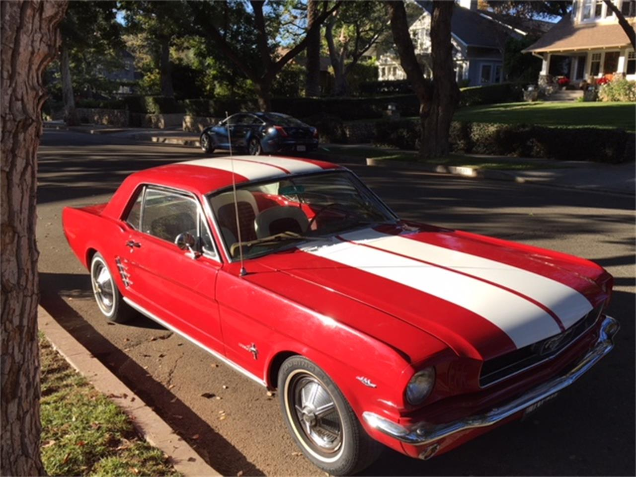 Large Picture of Classic '66 Ford Mustang Offered by a Private Seller - MT2Z