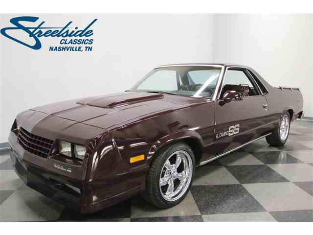 Picture of '87 El Camino SS Choo Choo - MT3O