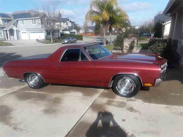 Picture of '70 El Camino - MQ80