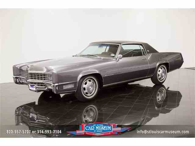 Picture of '67 Eldorado - MT46