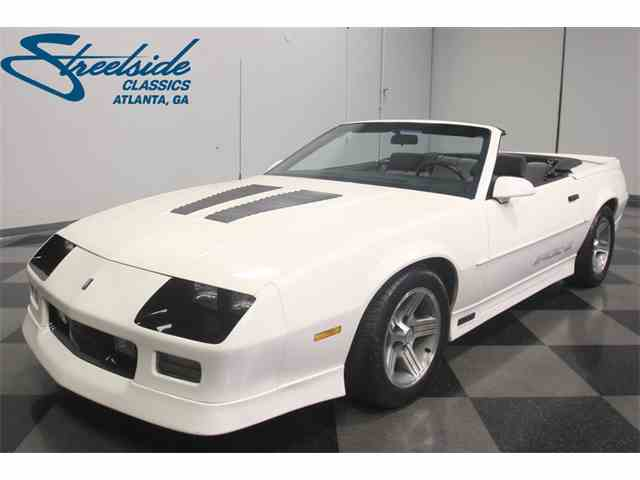 Picture of '90 Camaro IROC Z/28 Convertible - MT49