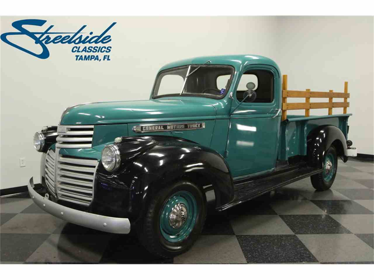 1947 GMC 1/2 Ton Pickup for Sale | ClassicCars.com | CC-1064172