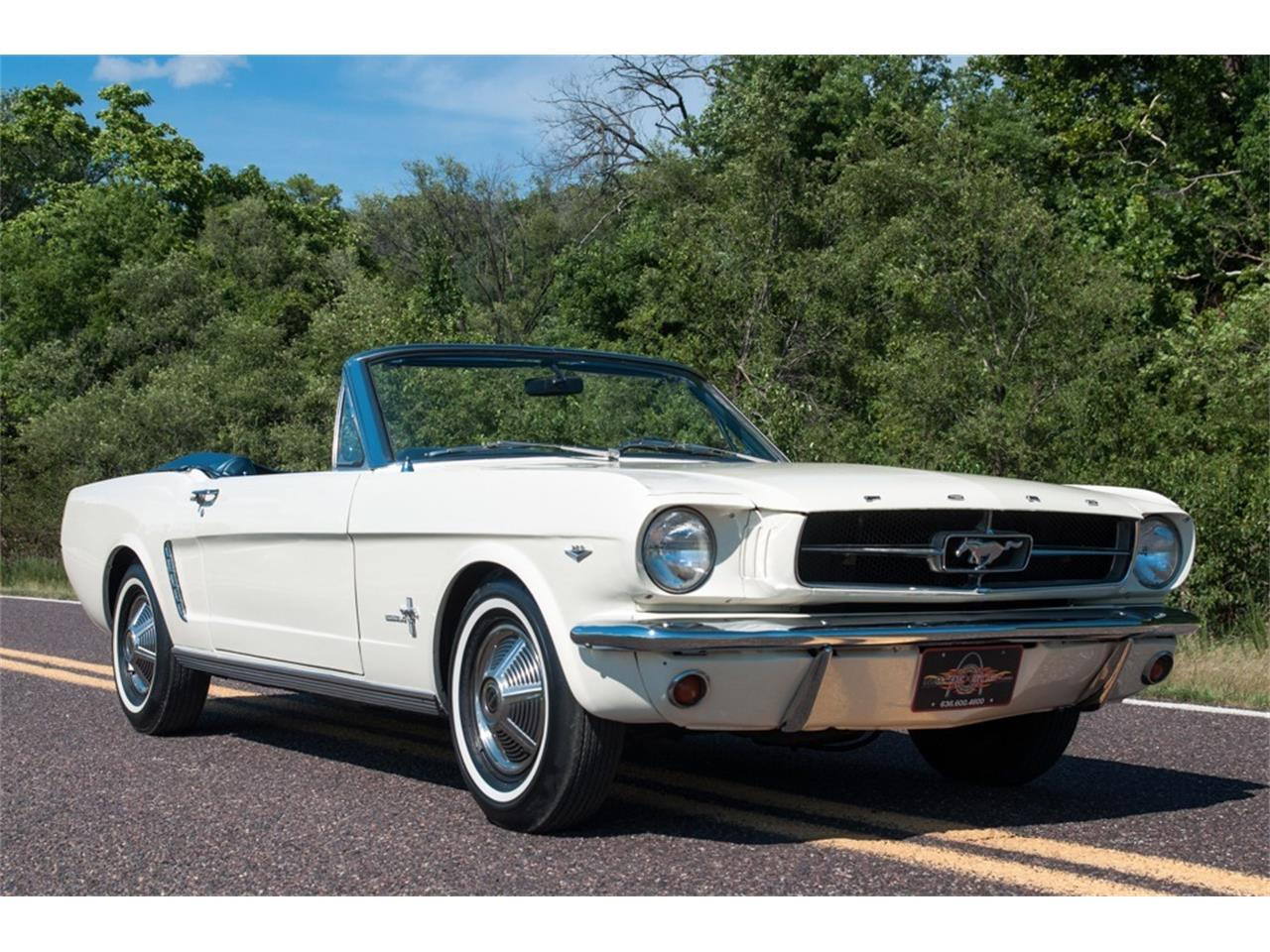 For sale 1965 ford mustang in st louis missouri