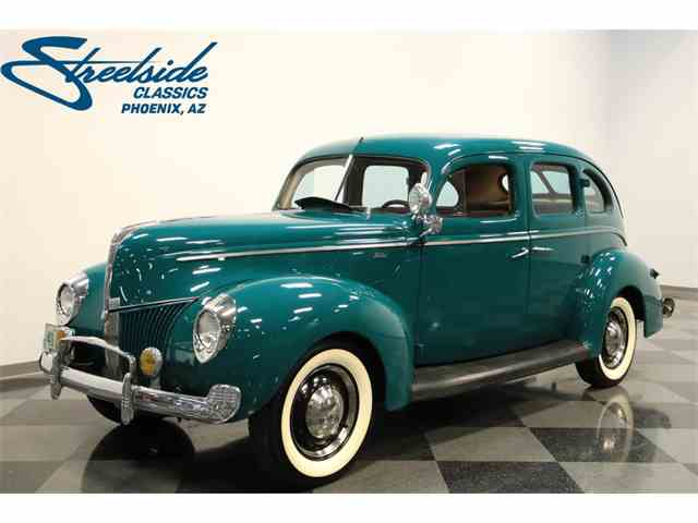 Picture of 1940 Ford Sedan - $21,995.00 - MT4M