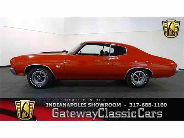 Picture of '70 Chevelle - MT4W