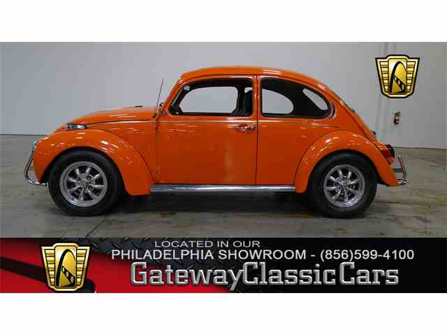 Picture of 1972 Beetle - $11,995.00 Offered by  - MT54