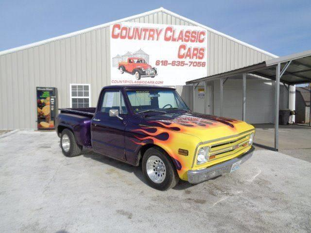 1968 Chevrolet C/K 10