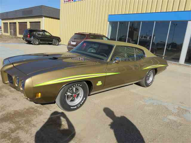 Picture of Classic 1970 Pontiac GTO (The Judge) located in DAVIDSON Saskatchewan Auction Vehicle - MQ87
