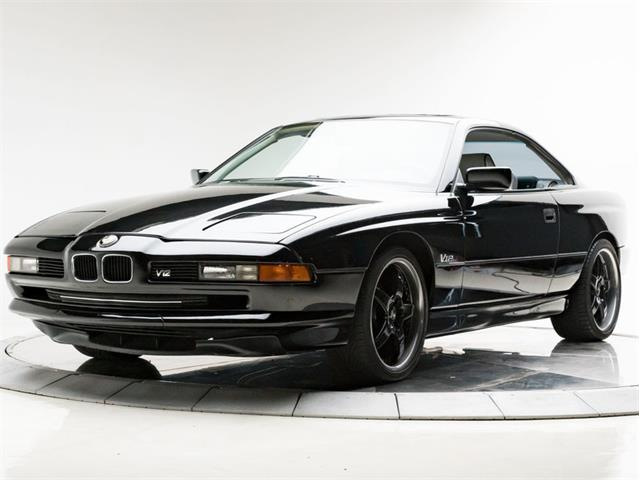 Picture of '93 8 Series - MT7A