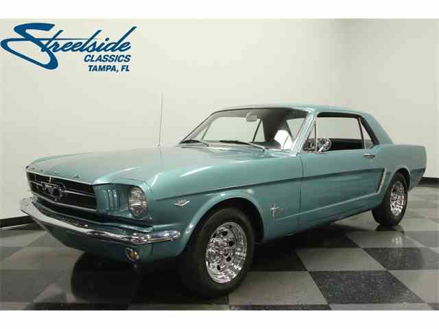 Picture of '65 Mustang - MT7D