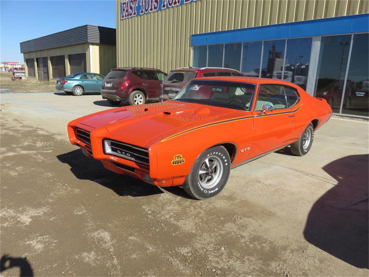 1969 Pontiac GTO (The Judge) for Sale   ClassicCars com   CC