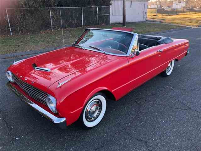 Picture of Classic '63 Falcon Offered by Napoli Classics - MT8W