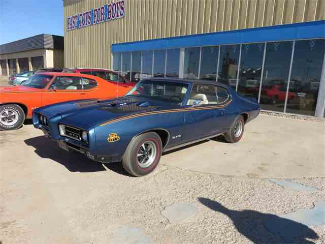 Picture of '69 GTO (The Judge) located in Saskatchewan Auction Vehicle - MQ8I