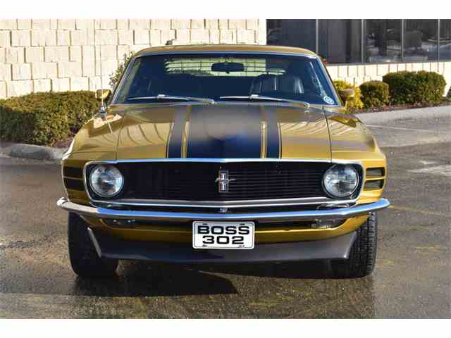 Picture of Classic 1970 Ford Mustang located in Wallingford Connecticut Auction Vehicle Offered by GT Motor Cars - MT9G