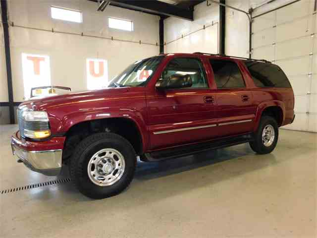 Picture of '04 Suburban - MT9Z