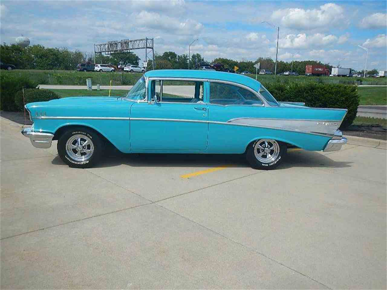 Large Picture of Classic 1957 Bel Air Offered by Corvette Mike Midwest - MTA0