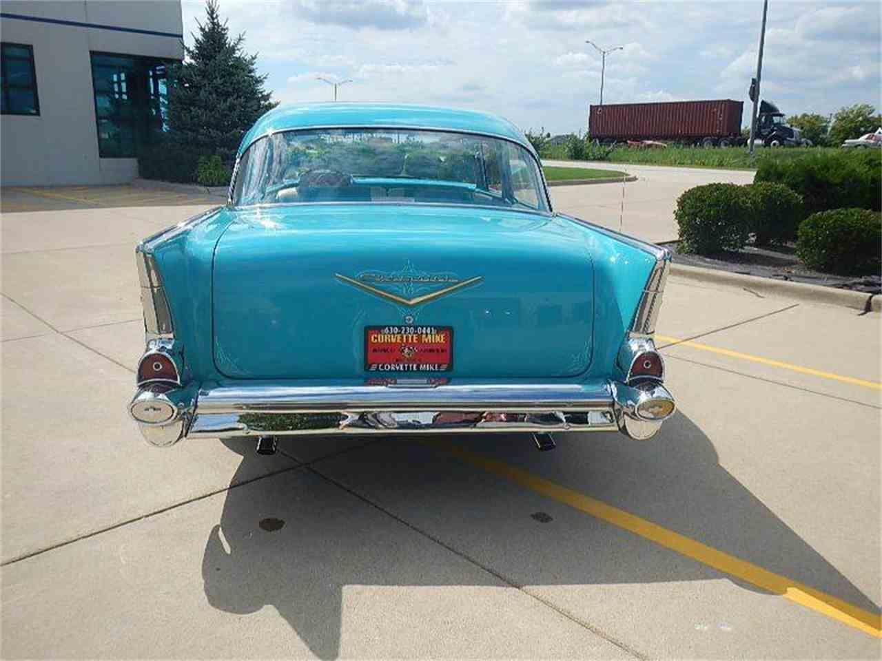 Large Picture of '57 Bel Air located in Illinois Offered by Corvette Mike Midwest - MTA0