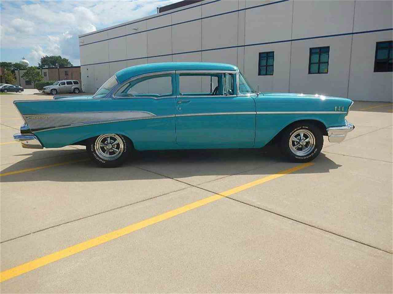 Large Picture of Classic 1957 Bel Air located in Burr Ridge Illinois - $36,990.00 - MTA0