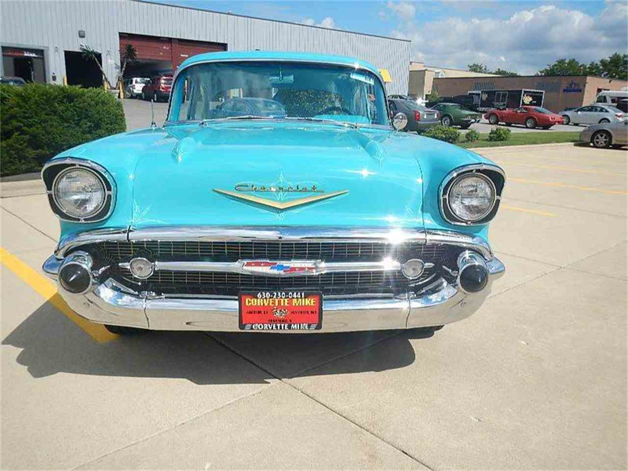 Large Picture of Classic '57 Chevrolet Bel Air - $36,990.00 Offered by Corvette Mike Midwest - MTA0
