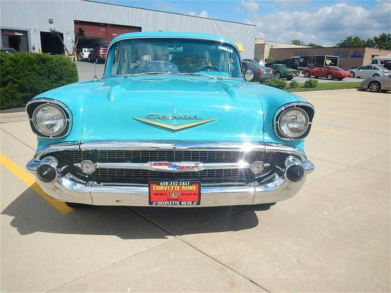 Large Picture of '57 Bel Air - MTA0