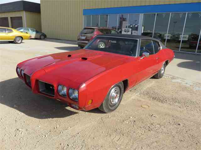 Picture of Classic '70 GTO located in DAVIDSON Saskatchewan Auction Vehicle - MQ8M