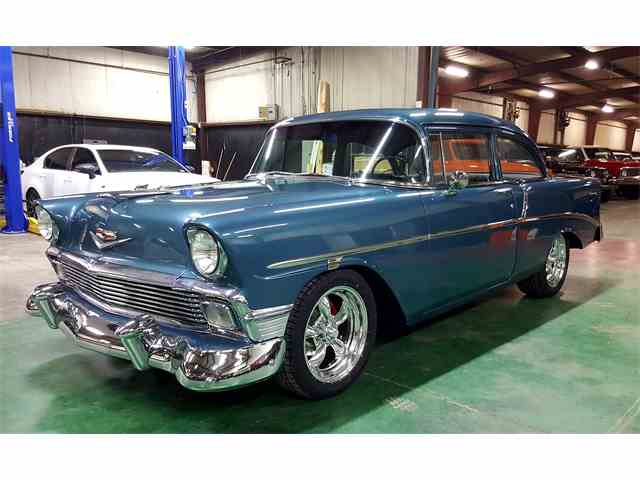 Picture of '56 Chevrolet 210 - MTAN