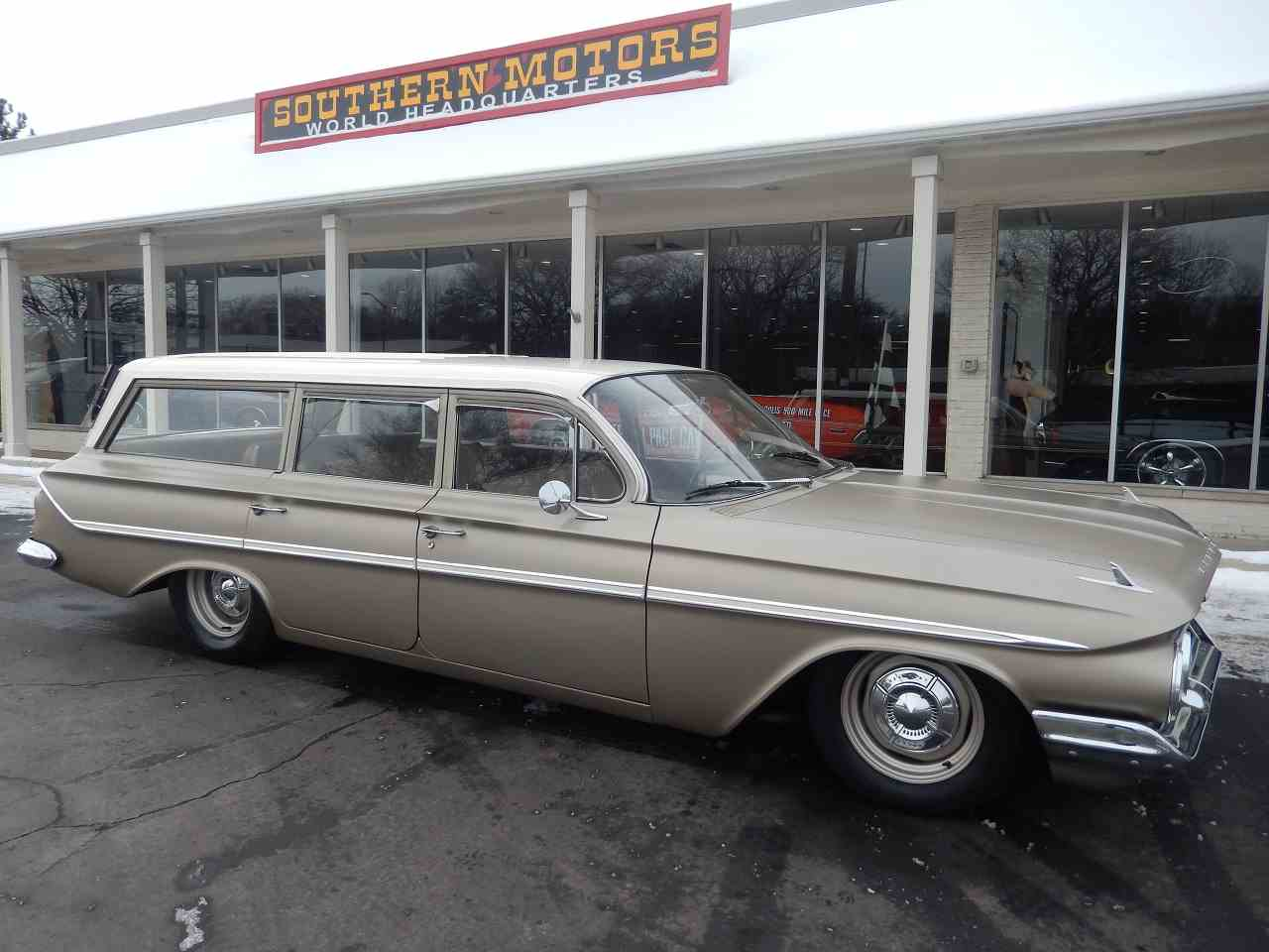 1961 Chevrolet Station Wagon for Sale | ClassicCars.com | CC-1064403