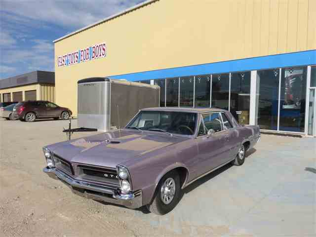 Picture of 1965 GTO Auction Vehicle Offered by  - MQ8P