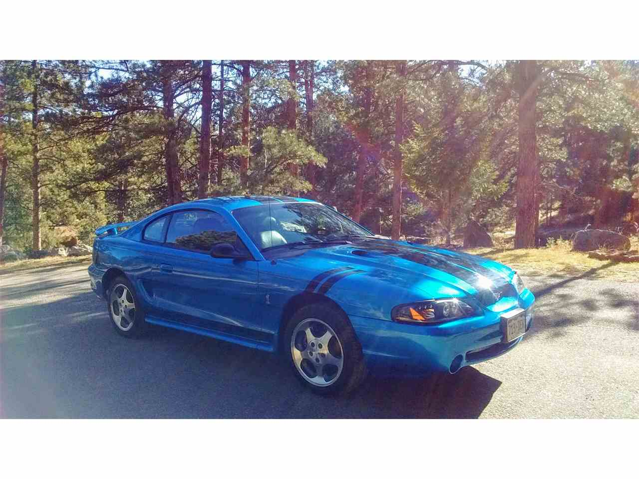 All Types 1996 mustang : 1996 Ford Mustang Cobra for Sale | ClassicCars.com | CC-1064414