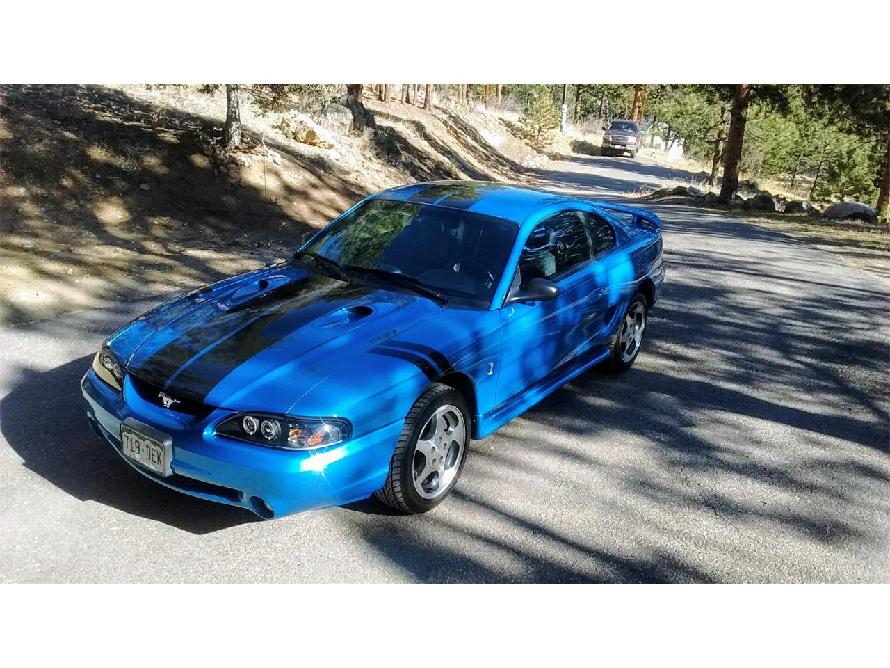 Large Picture of '96 Mustang Cobra located in Denver West Colorado - $9,250.00 Offered by a Private Seller - MTB2