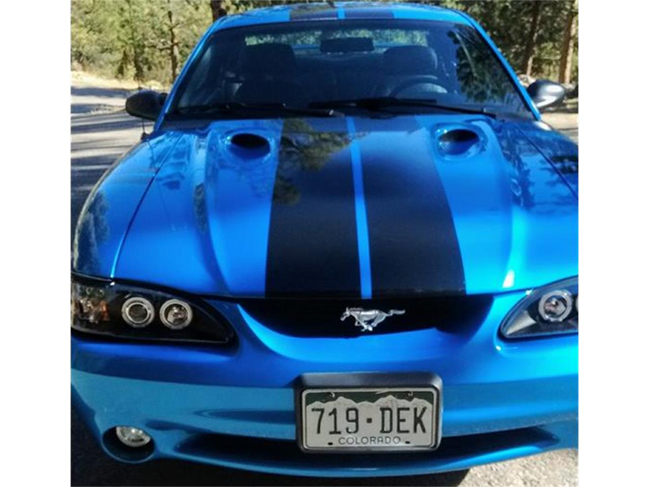 Large Picture of '96 Ford Mustang Cobra located in Denver West Colorado - $9,250.00 - MTB2
