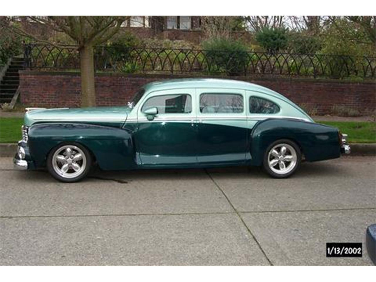 Large Picture of '47 Sedan - MTB6