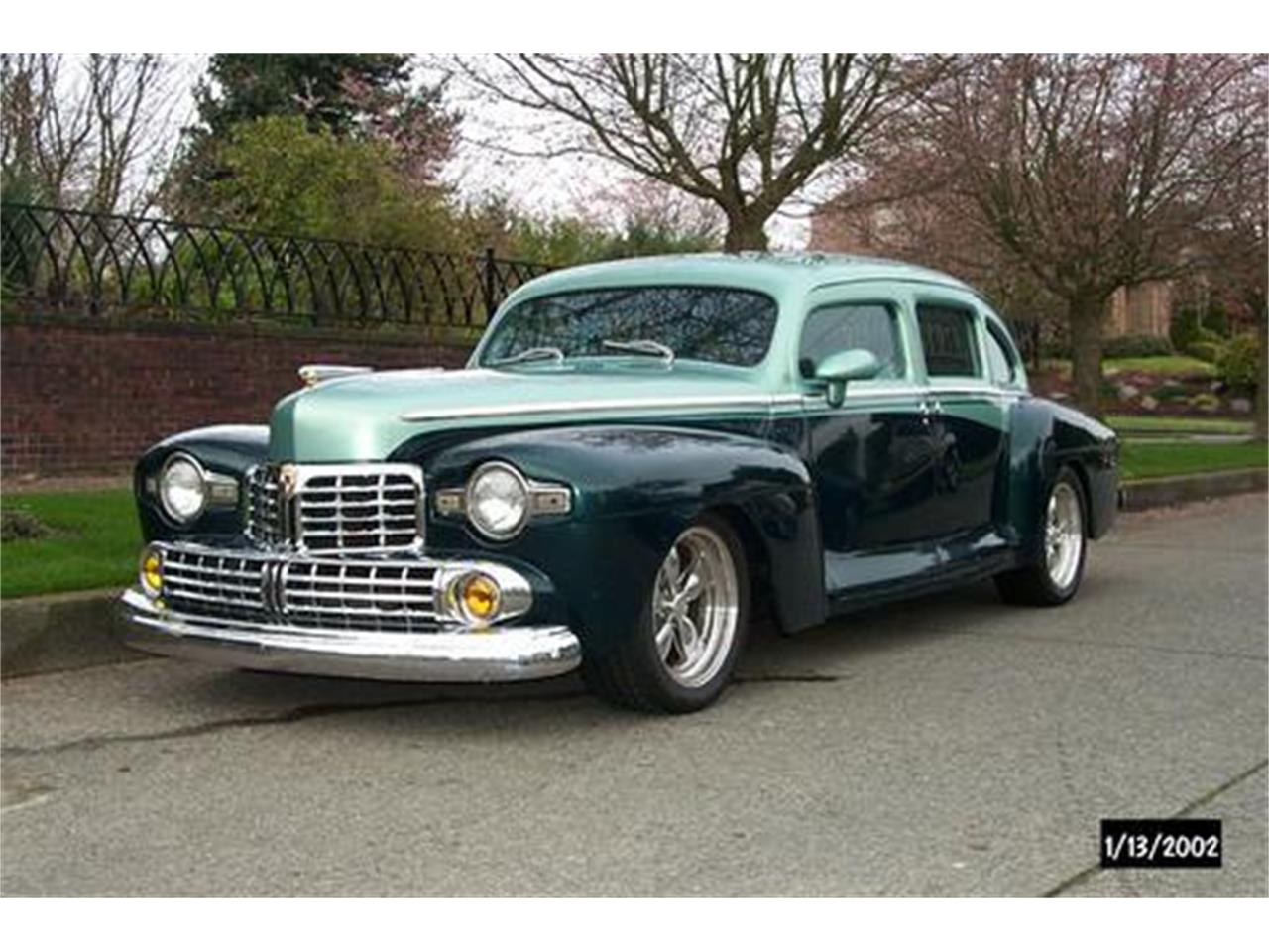 Large Picture of Classic '47 Sedan - MTB6