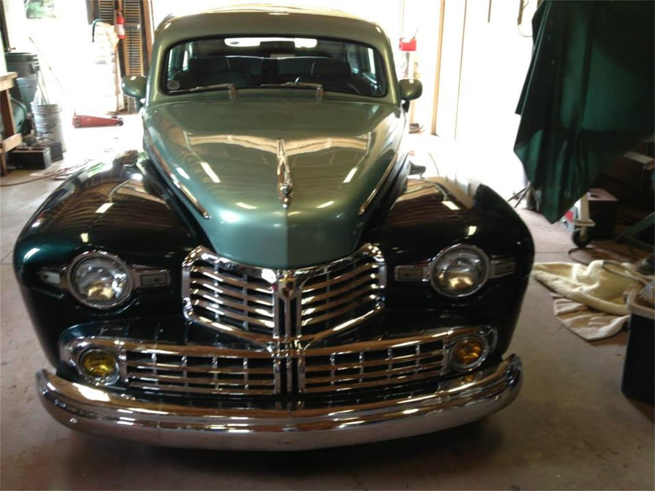 Large Picture of Classic 1947 Lincoln Sedan located in Vicksburg Mississippi - MTB6