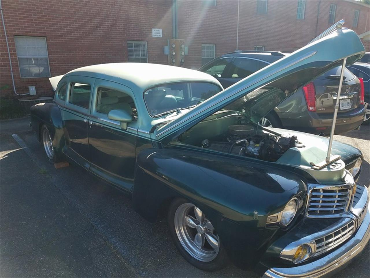 Large Picture of Classic '47 Sedan located in Mississippi Offered by a Private Seller - MTB6