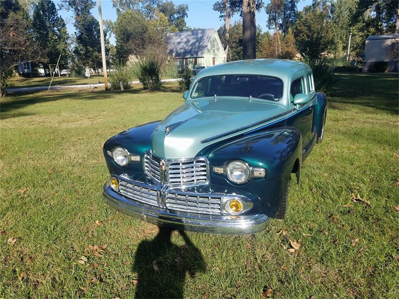 Large Picture of 1947 Lincoln Sedan located in Vicksburg Mississippi - $53,900.00 - MTB6