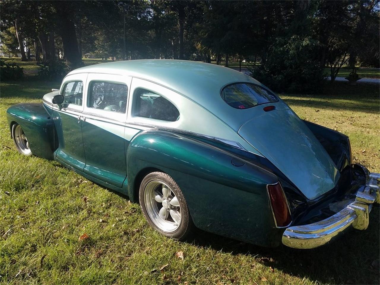 Large Picture of Classic 1947 Lincoln Sedan located in Vicksburg Mississippi - $53,900.00 Offered by a Private Seller - MTB6