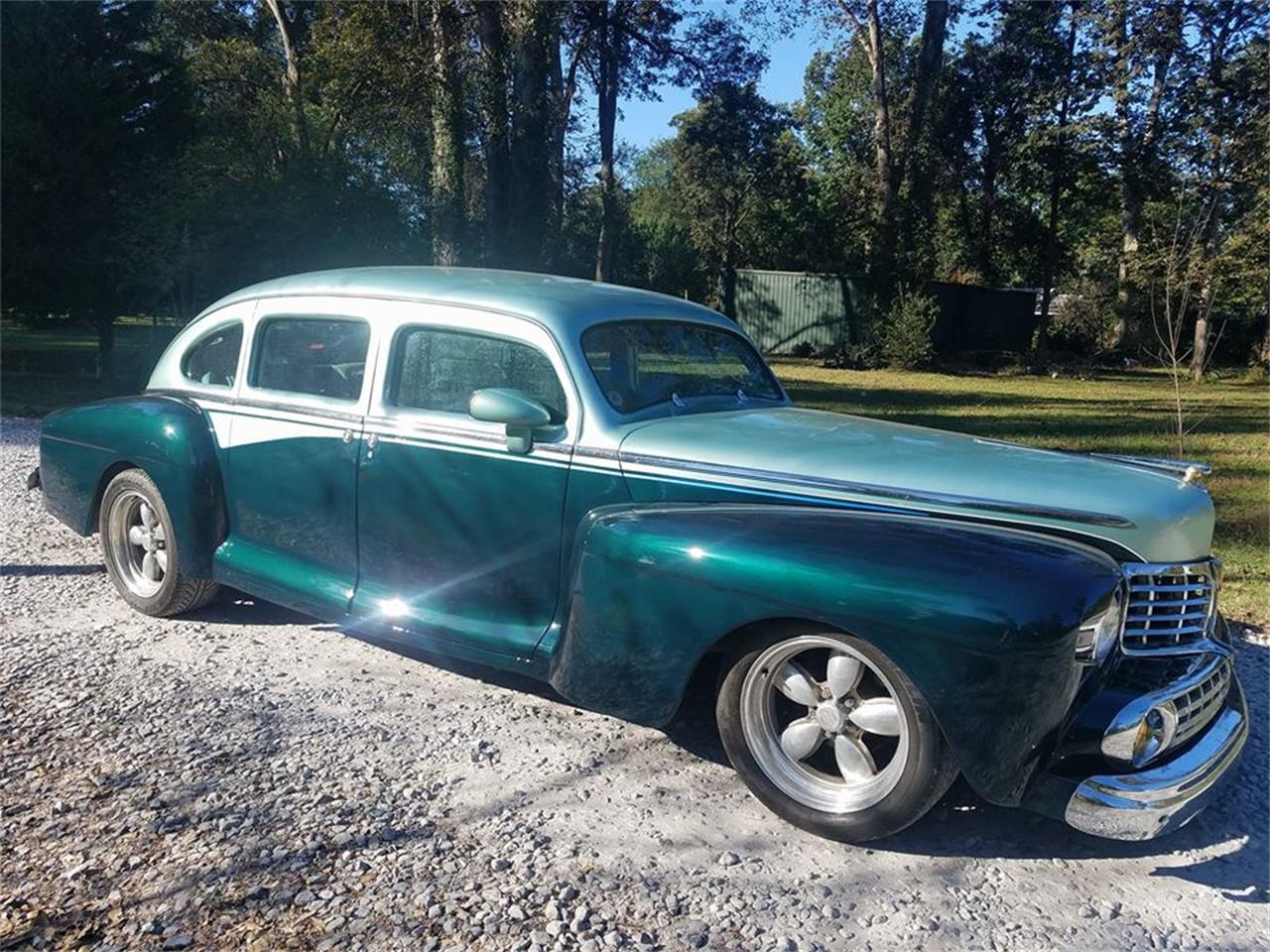 Large Picture of Classic '47 Sedan located in Vicksburg Mississippi Offered by a Private Seller - MTB6