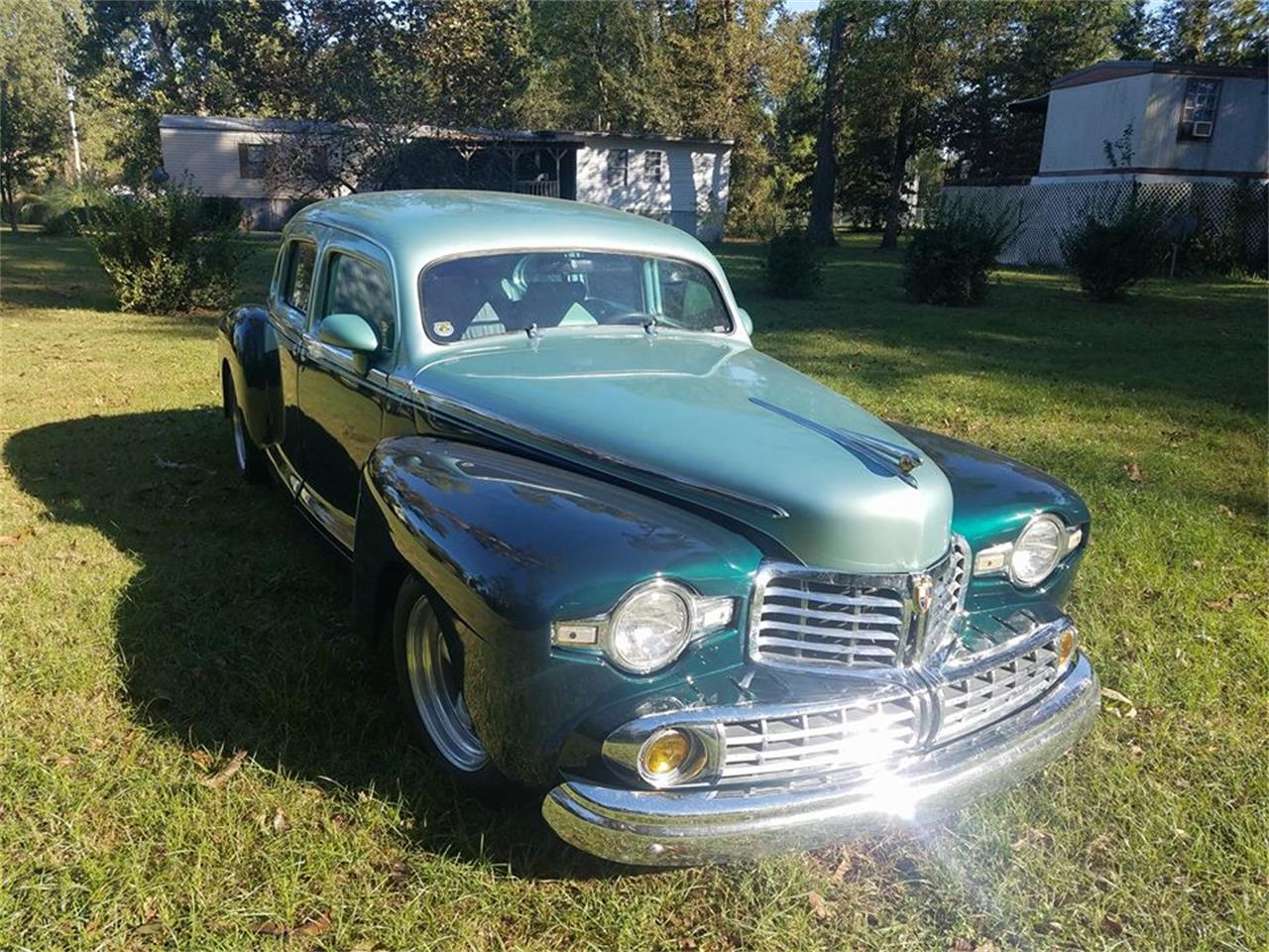 Large Picture of Classic '47 Lincoln Sedan located in Mississippi - $53,900.00 - MTB6