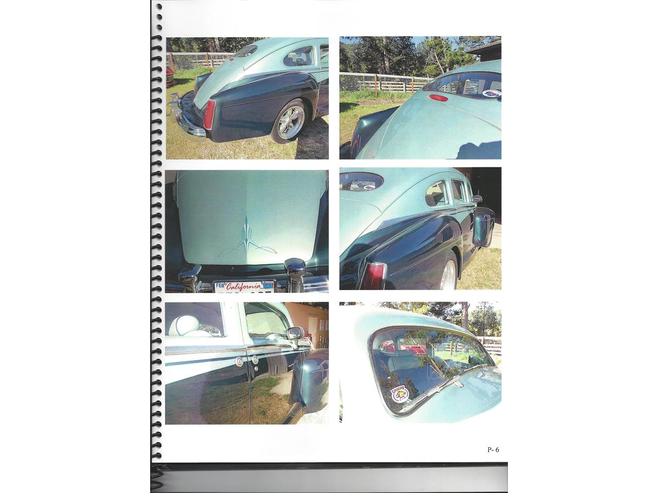 Large Picture of Classic 1947 Sedan located in Mississippi - $34,900.00 - MTB6