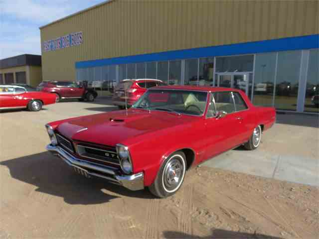 Picture of 1965 Pontiac GTO Auction Vehicle Offered by  - MQ8Q