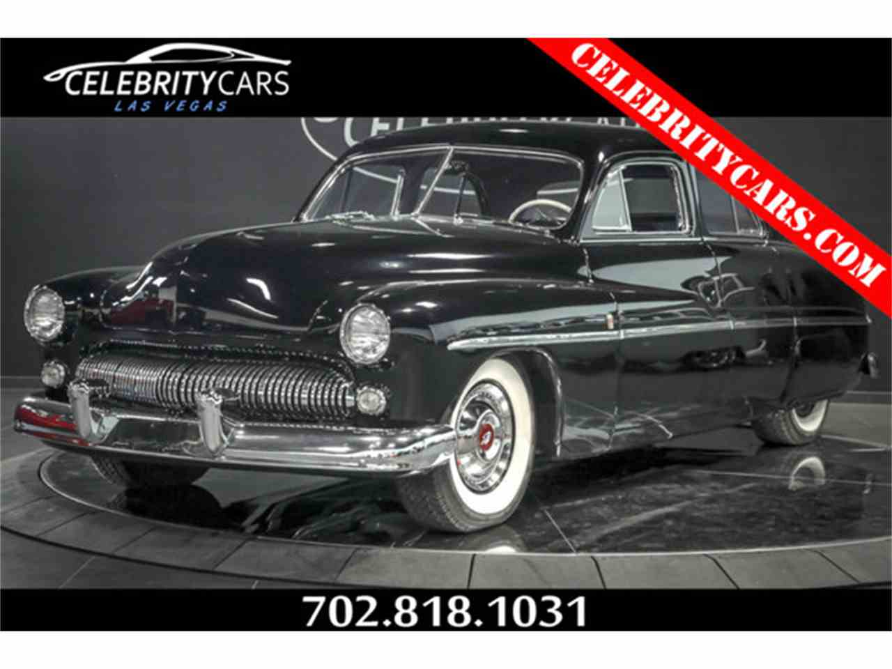 1950 Mercury Police Car for Sale | ClassicCars.com | CC-1064426